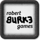 Robert Burke Games fan